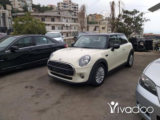 Mini in Port of Beirut - mini cooper mod 2016
