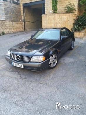 Mercedes-Benz in Beirut City - Mercedes Benz sl 300