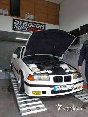 BMW in Port of Beirut - E 36 bmw
