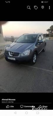 Nissan in Tripoli - Jibb Nissan Qachqhai
