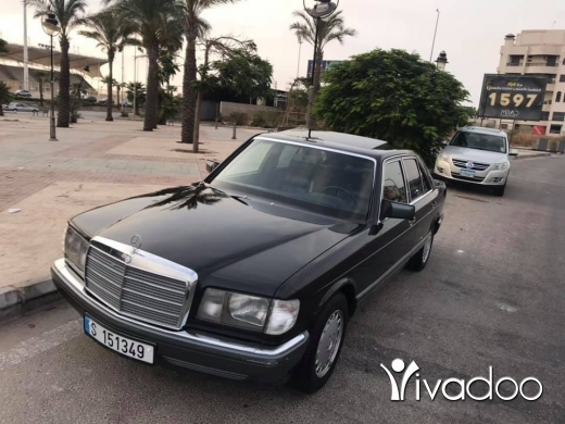 Mercedes-Benz in Saida - Mercedes 300se jdeedi , 1989 , automatic
