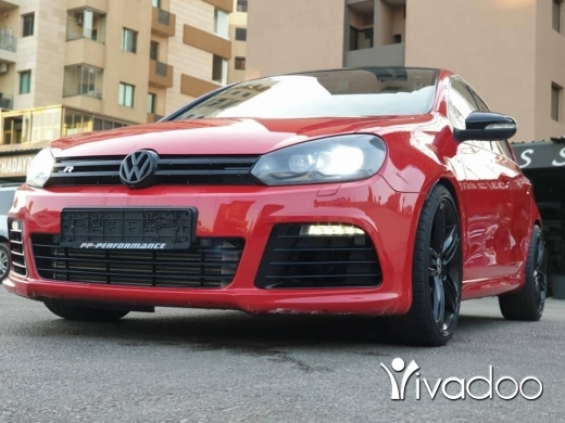 Volkswagen in Tripoli - 2013 Golf R MK6 European specs