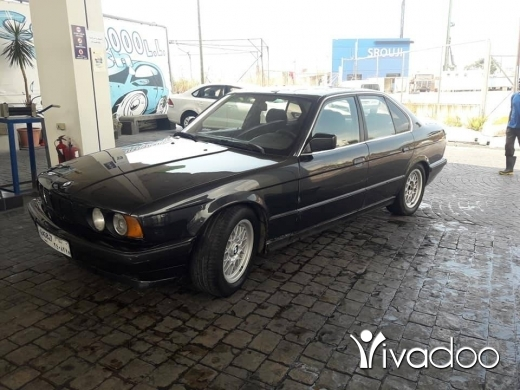 BMW in Jounieh - 535 full model 89 yali bado ytsala may7kine no trade
