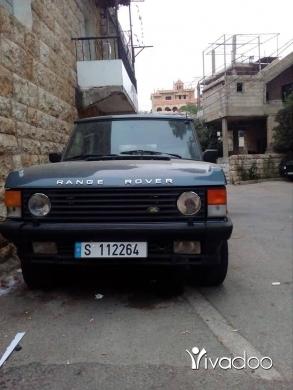 Rover in Zalka - Range rover 1989 Range beit.