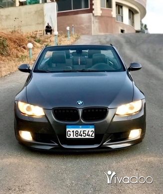 BMW in Beirut City - E93-328