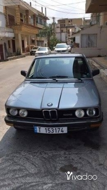 BMW in Zgharta - Bmw 520 Dwelib jded