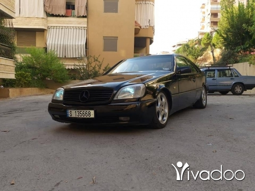 Mercedes-Benz in Saida - Mercedes Benz Model 93