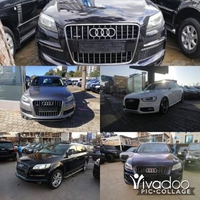 Audi in Port of Beirut - M.R.Hmotors