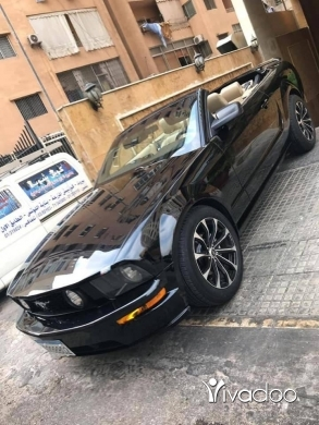 Ford in Beirut City - Mustang كشف 2005