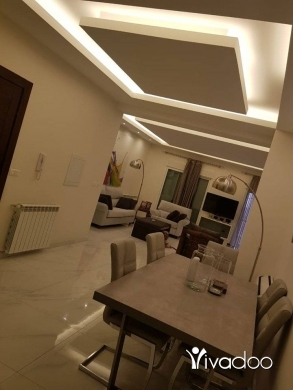 Apartments in Beirut City - New Furnished apartment for sale in mazraat yashouh