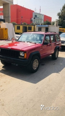 Jeep in Dekouaneh - Cherokee 1991
