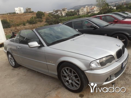 BMW in Damour - BMW 325i new boy 2001