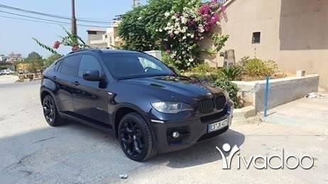 BMW in Al Mahatra -  X6 2010 خارق النظافة 79195600