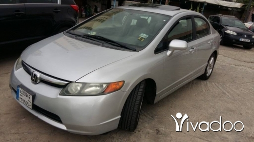 Honda in Sad el-Baouchrieh - Honda civic EXL 2008 $ 3al LL 4500