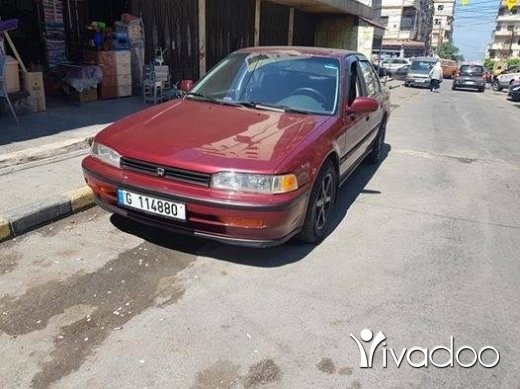 Honda in Tripoli - Honda accord 1992