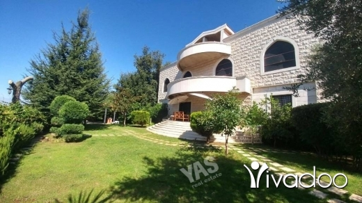 Villas in Ajaltoun - AJALTOUN | 1000M2 VILLA | 5400M2 LAND | UNIQUE PROPERTY |