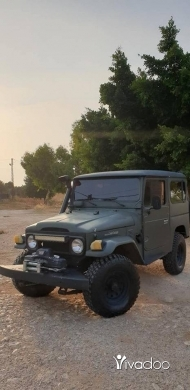 Toyota in Ehden - Land Cruiser FJ 40