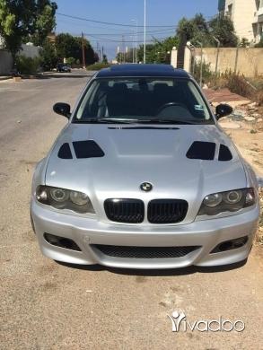 BMW in Tripoli - Newboy E46 2001