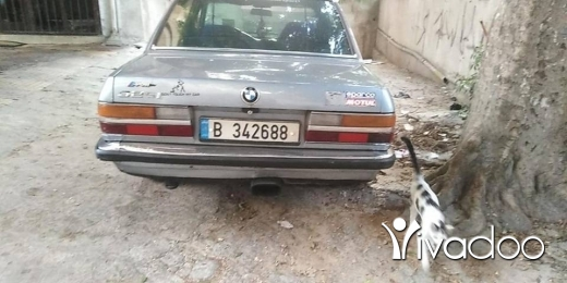 BMW in Port of Beirut - Bmw