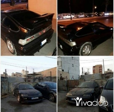Honda in Saida - سيارة Honda CRX