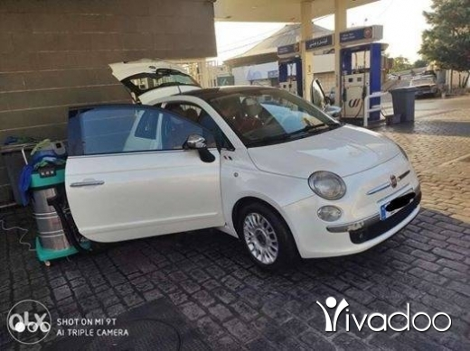 Fiat in Beirut City - للبيع او المقايدة فيات ٥٠٠ ٢٠٠٩