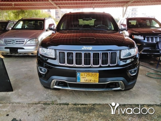 Jeep in A'aba - Jeep grand cherokee limited model 2014