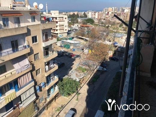 شقق في زهريه - شقة للبيع الزاهرية-بناية عساف- الطابق السادس والاخير