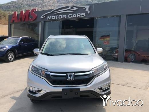 Honda in Tripoli - HONDA CRV 2015 Very Good Carfax