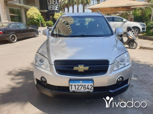 Chevrolet in Tripoli - Chevrolet captiva 2008 4cyln.