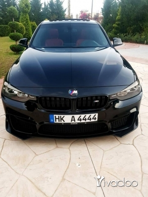 BMW in Beirut City - f30 2012 look m4 wasli