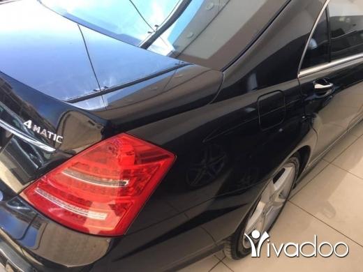Mercedes-Benz in Beirut City - Mercedes Benz S550