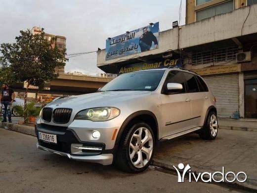 BMW in Tripoli - X5 2009 look 6 salander 7ma2a3d