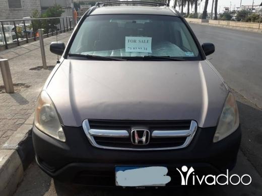 Honda in Tripoli - Crv ex 2002