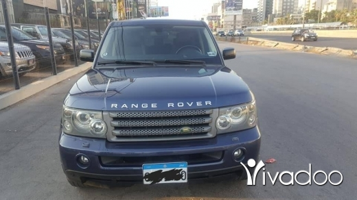 Land Rover in Beirut City - Range rover sport 2006 like new