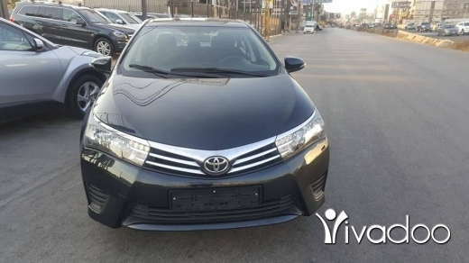 Toyota in Beirut City - Toyota corolla from bumc 2014 like new