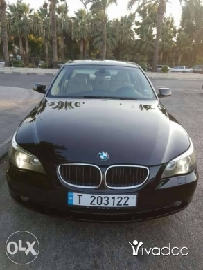 BMW in Tripoli - bmw full option 525i 2004