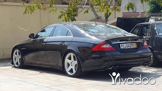 Mercedes-Benz in Beirut City - Car CLS 55 amg  2006