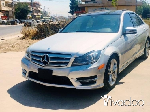 Mercedes-Benz in Beirut City - For Sale : Mercedes Benz C300 4Matic Model : 2012