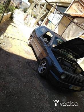 Volkswagen in Beirut City - Golf 2 model 88  for sale