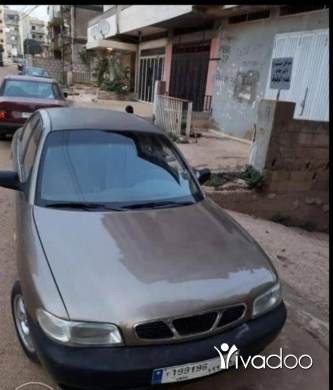 Daewoo in Tripoli - دايو نوبيرا مسجلة نظامي ٤سليندر ١٩٩٩