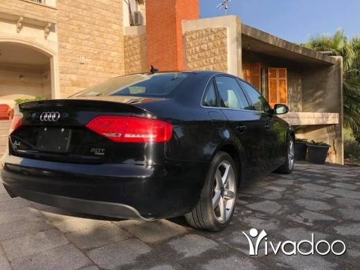 Audi in Beirut City - Audi A4 2012 2.0T quattro (AWD)