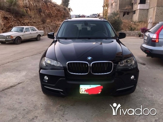 BMW in Beirut City - BMW X5 mod 2007