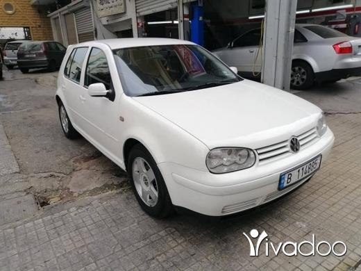 Volkswagen in Beirut City - Golf 4 1.6