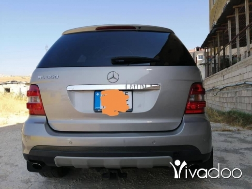 Mercedes-Benz in Beirut City - Mercedes ml 350 2006 Full options