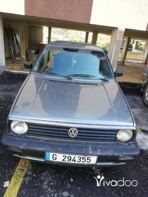 Volkswagen in Beirut City - Car golf