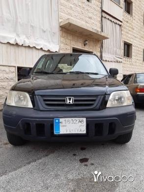 Honda in Nabatyeh - Crv - 97 Ac talej