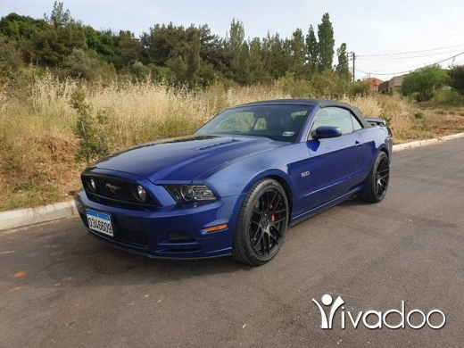 Ford in Fanar - MUSTANG GT Convertible 2013