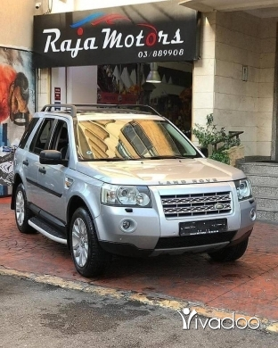 Rover in Beirut City - Land Rover Freelander 2 2007 HSE I6 Very Clean Car