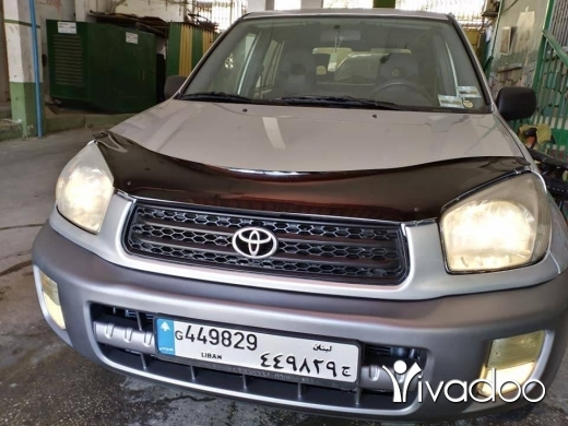 Toyota in Haret Hreik - Rav4 2002 full option