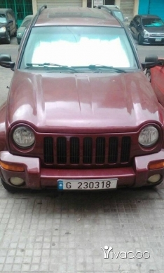 Jeep in Beirut City - Jeep liberty model 2002 full options